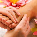 Refleksna masaža stopal