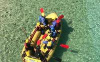 Soca valley rafting