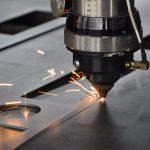 laserski razres aluminija