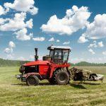 Življenjska doba kmetijske opreme