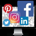 Facebook in Instagram oglaševanje s pomočjo agencije
